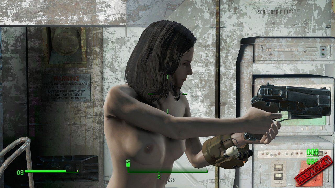 Fallout 4 nora nackt