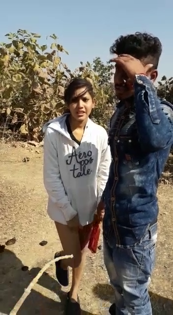 Indian outdoor caught. Sex Quality pics website.