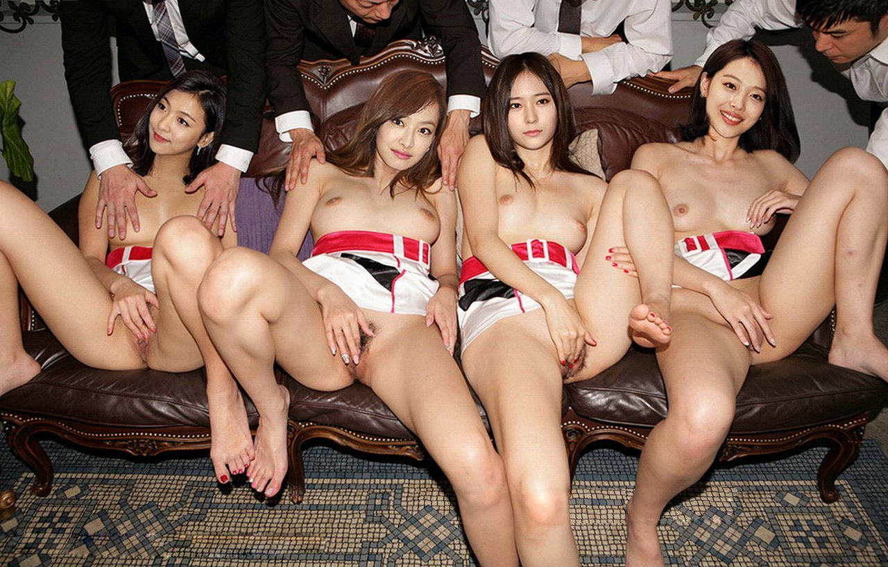 Nude korea Best Korean