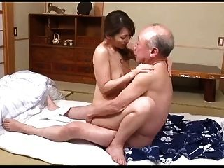 Not happens)))) fucks young old wife japanese man for that