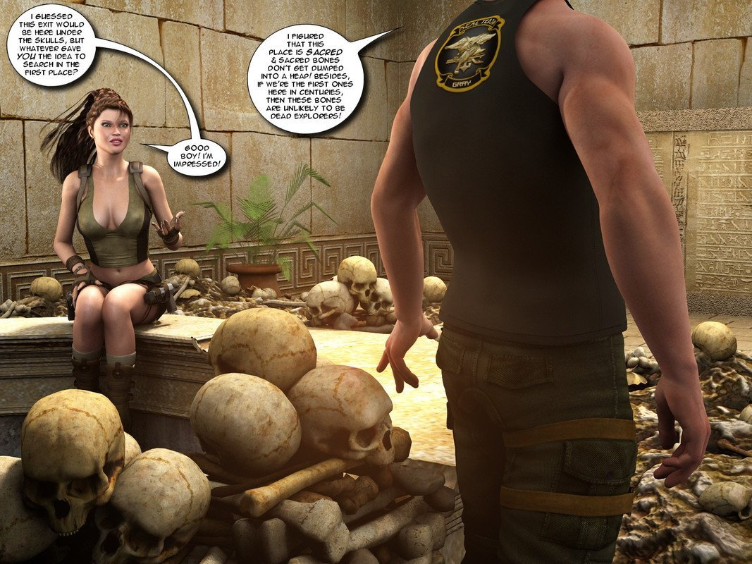 Confirm. sex tomb comic raider can