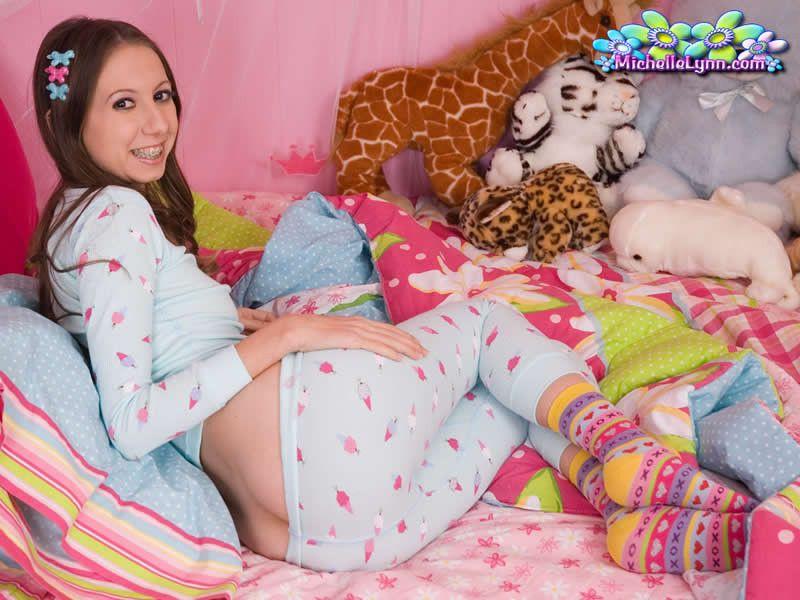 Pajamas porn