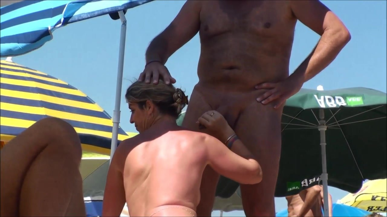 Milfs Beach And Black Boys