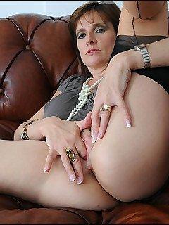 best of Ass finger moms