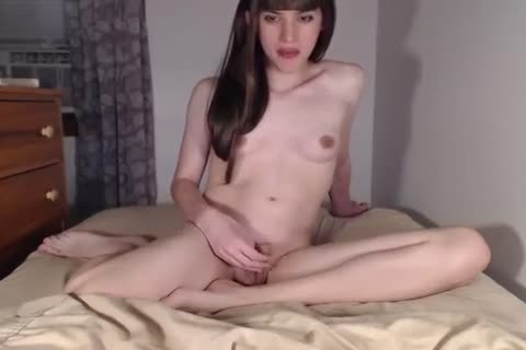Masturbate small tits anal twerking penis and thank for the