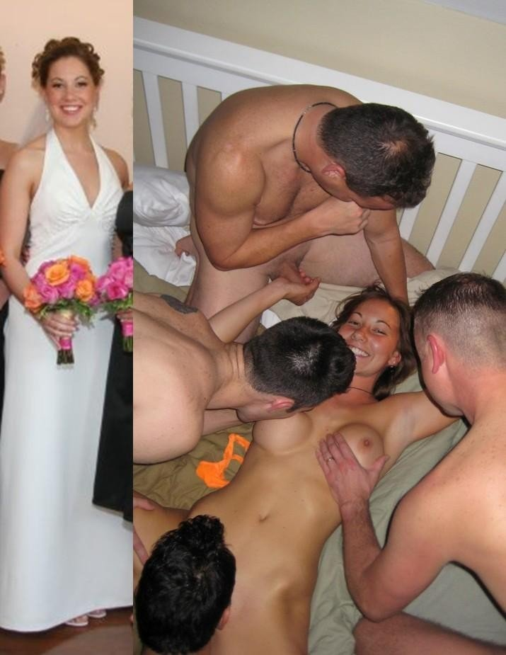 Wedding swingers
