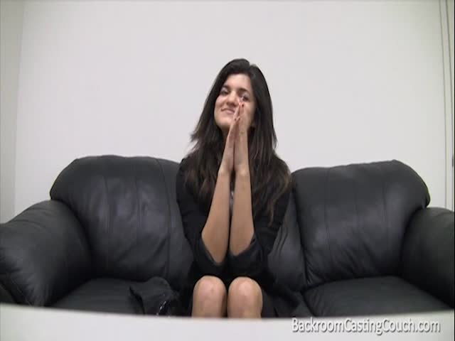 best of Couch teen anal casting