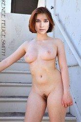 renee felice nude