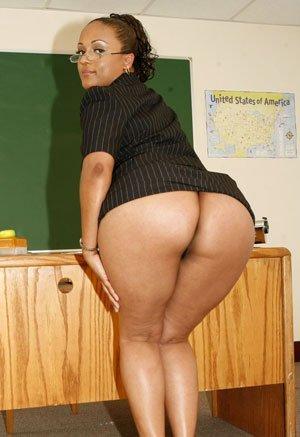 big booty teacher gets fucked