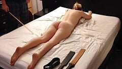 Belly reccomend spanking hard paddle