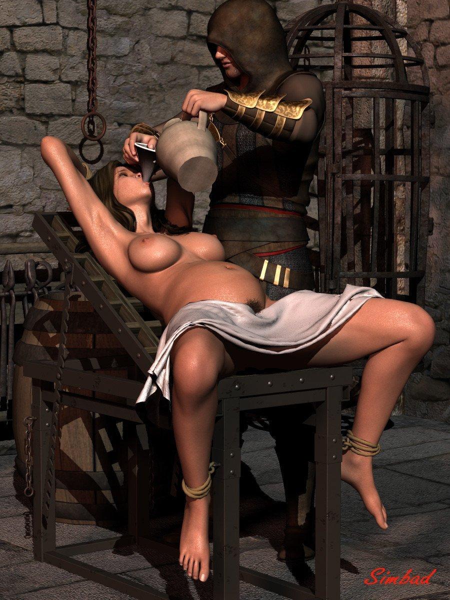 3D Digital Bdsm art digital bdsm - hot porn 100% free image.