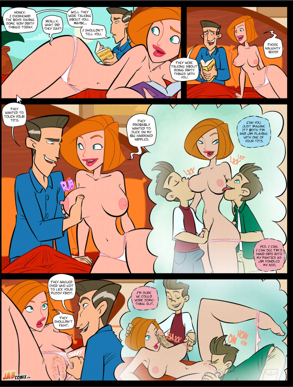 Kim Possible Porn Story