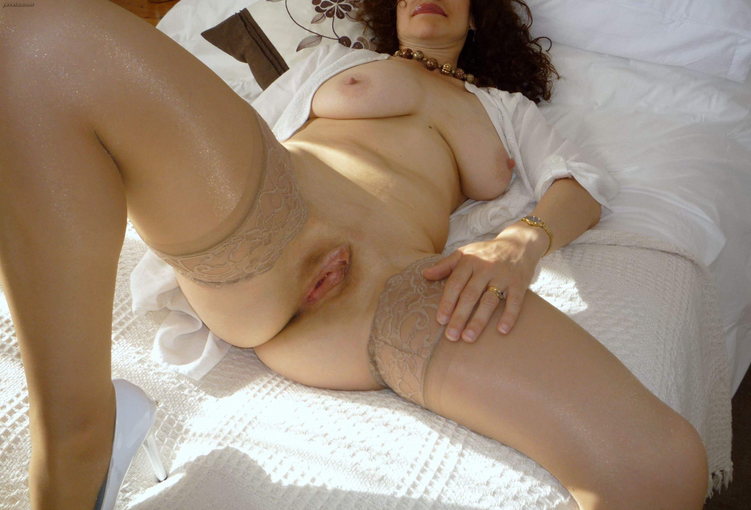 tan stocking sex