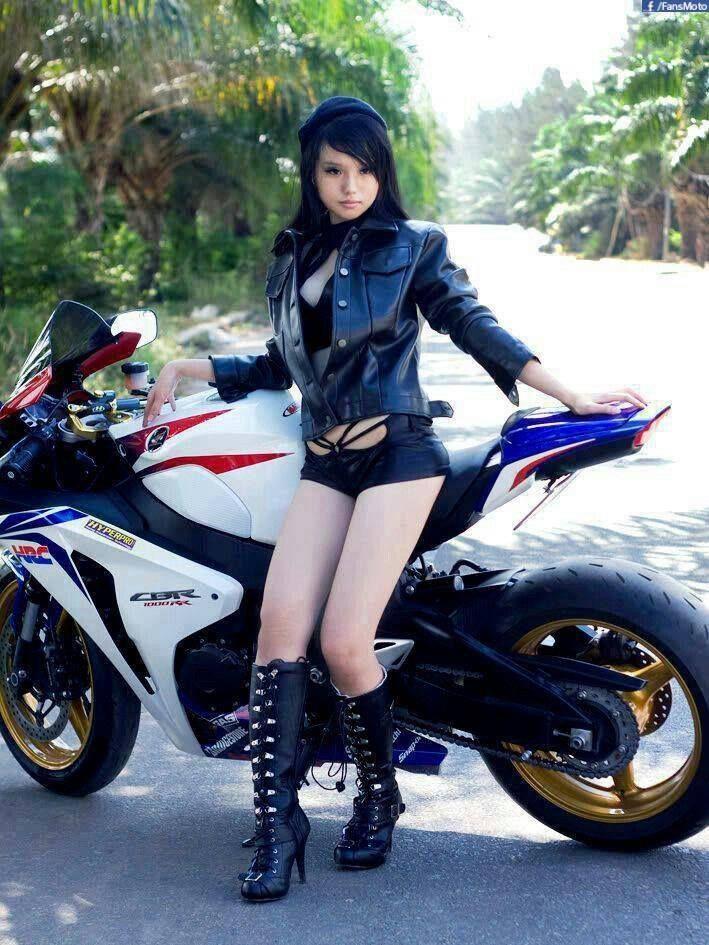 Motorcycle Club Gangbang