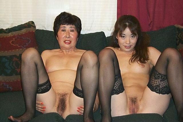 Asian mom and daughters sex nude fotos
