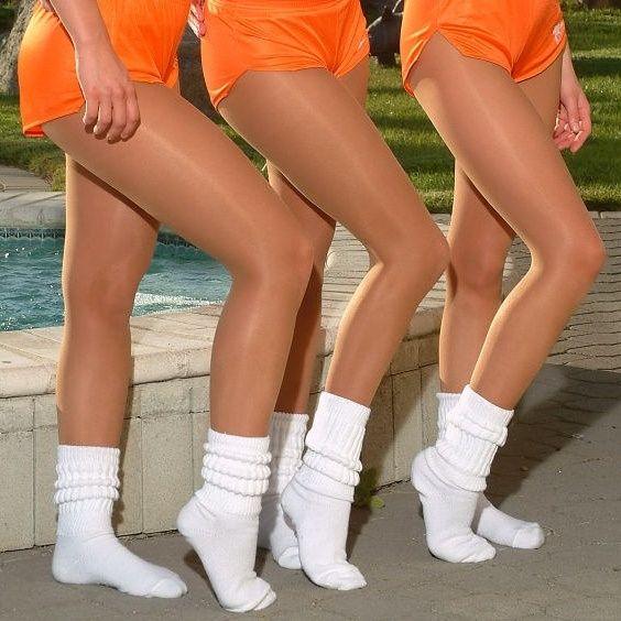 Pixy reccomend Bondage hooter waitrees wearing socks