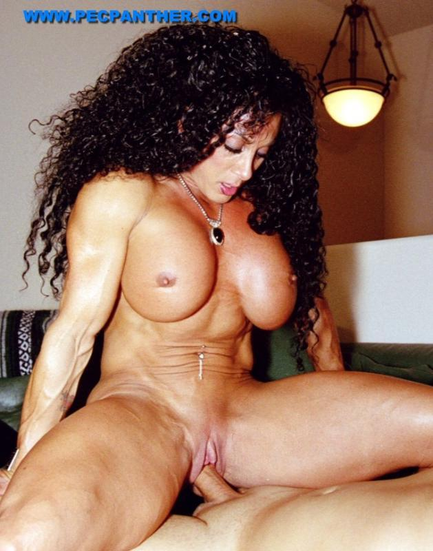 Bodybuilding clit