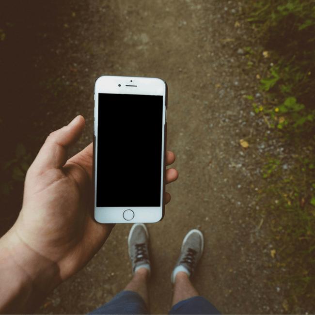 Iphone tinder