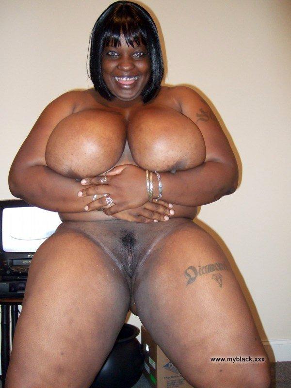 Sexy thick black woman