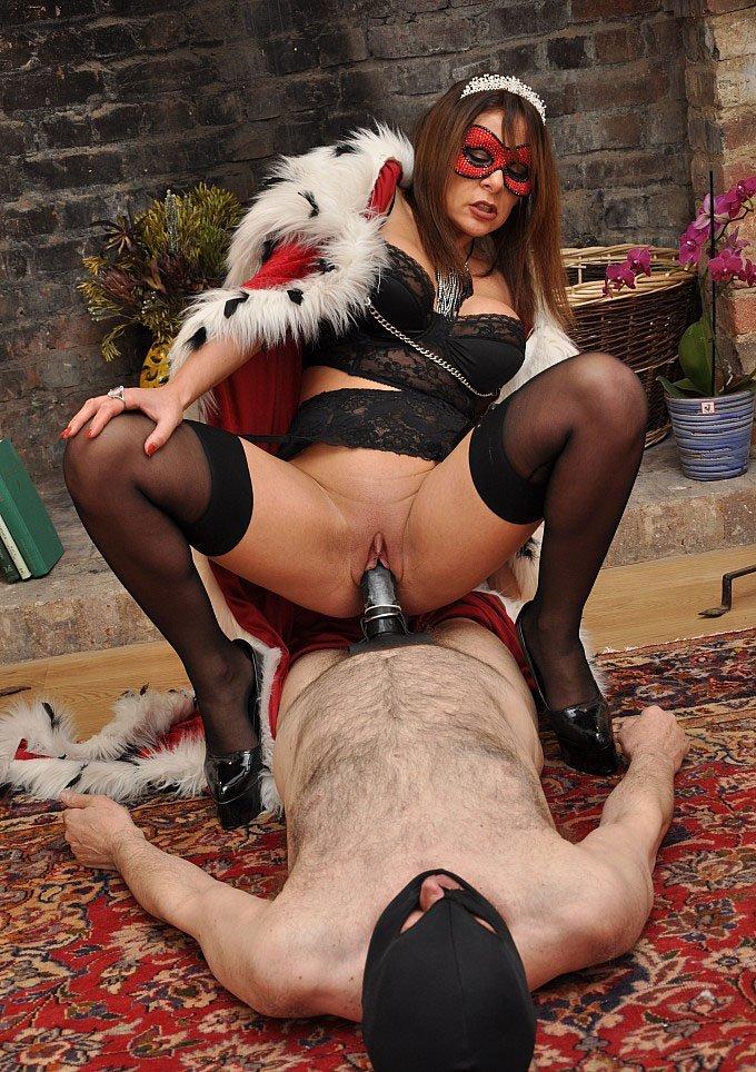 Missy reccomend pleasing mistress