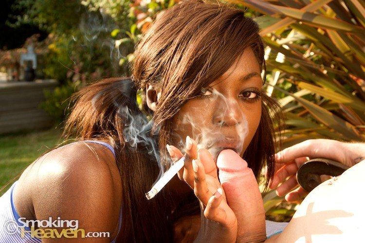 New Y. reccomend ebony cigarette