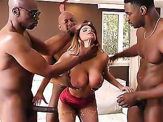 apologise, but, simi with nice big tits getting fucked hardcore same... your place would