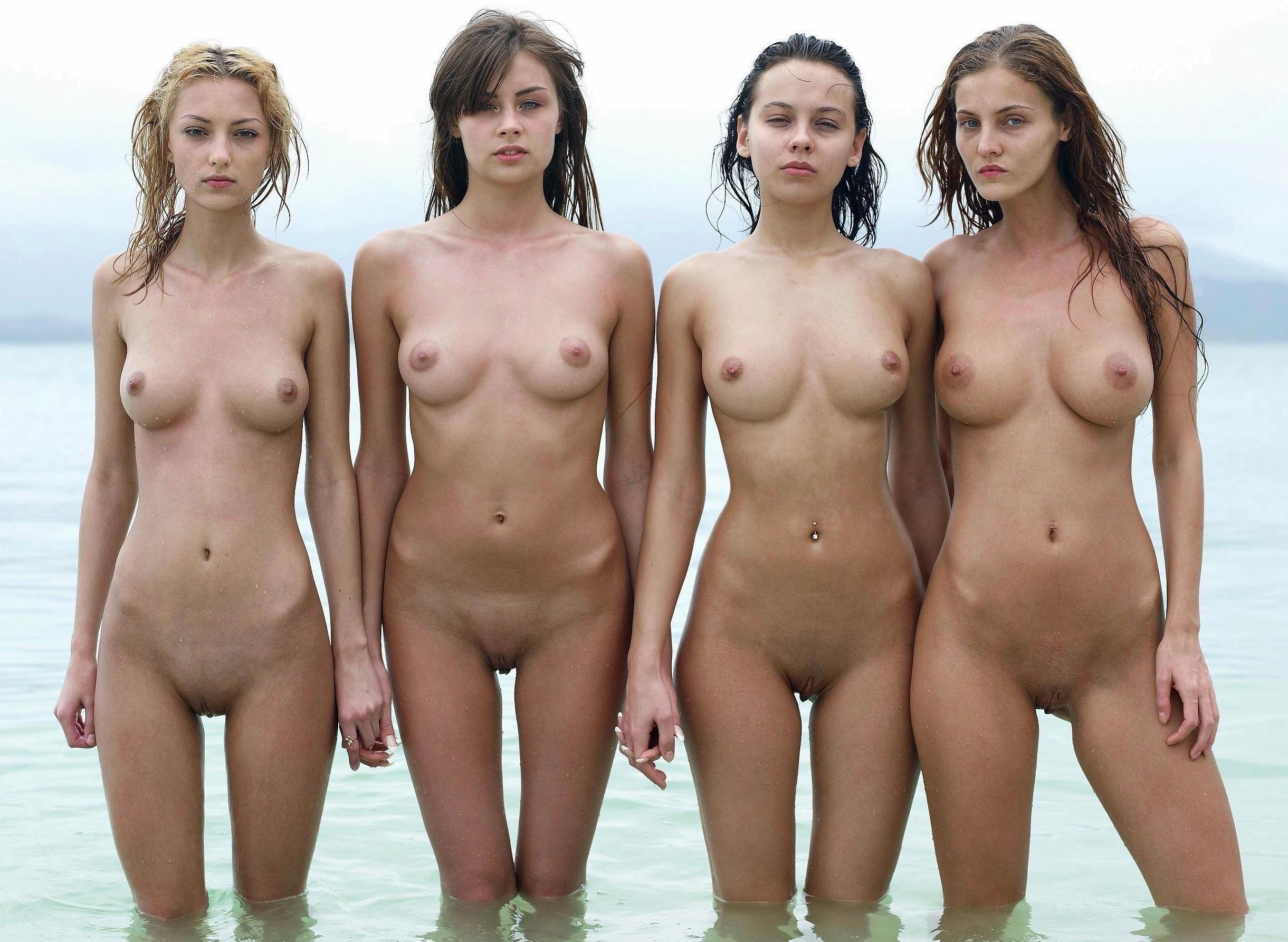 Girl group naked Naked Girls