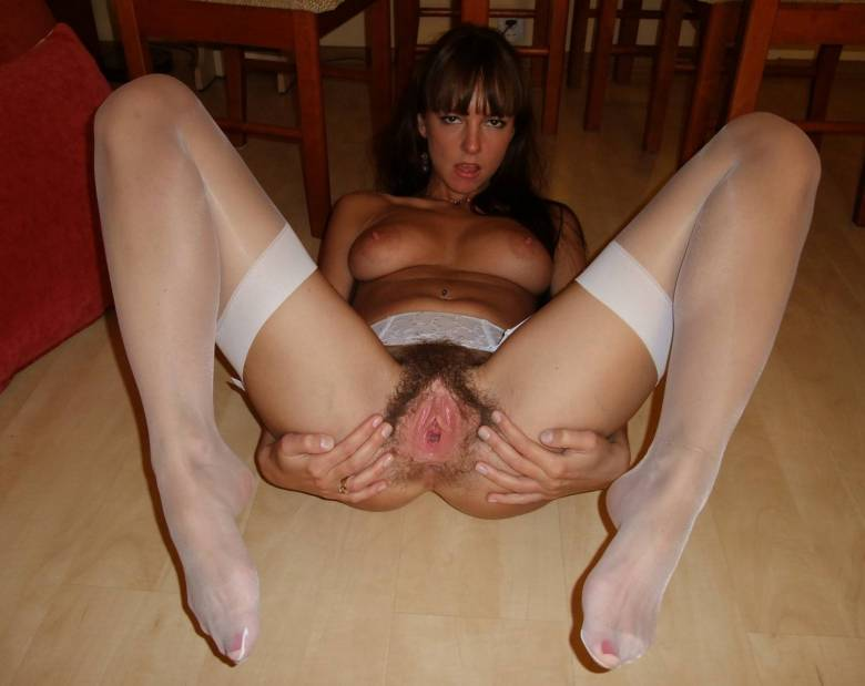 Hot pics naked open spread pussy apologise, but