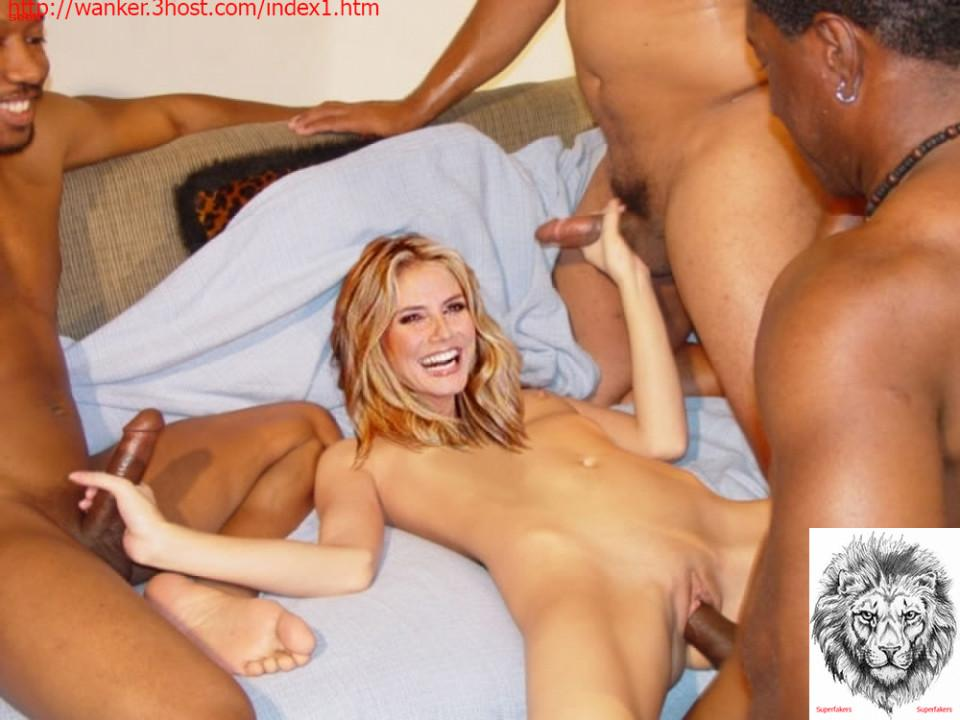 Heidi Klum Porno