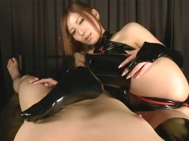 best of Foot job latex