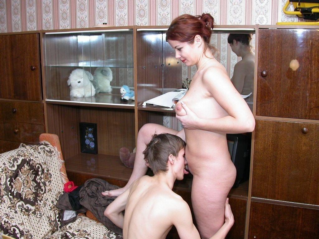 Boy And Milf Porn