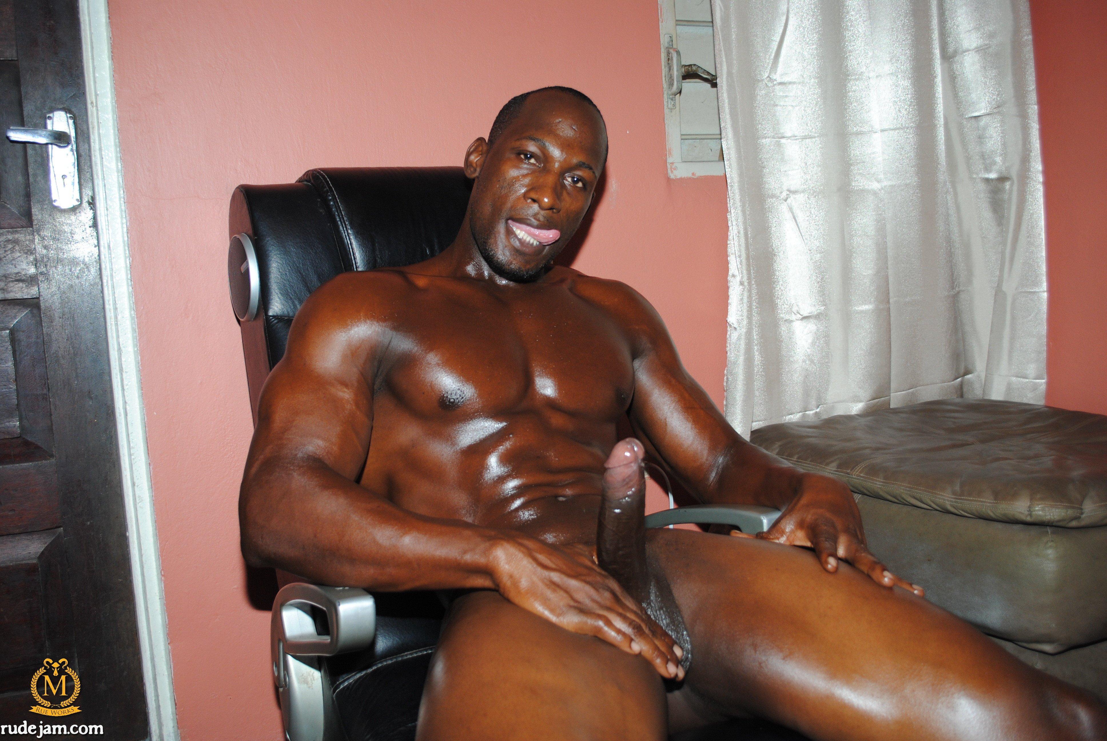 Men naked black All Naked