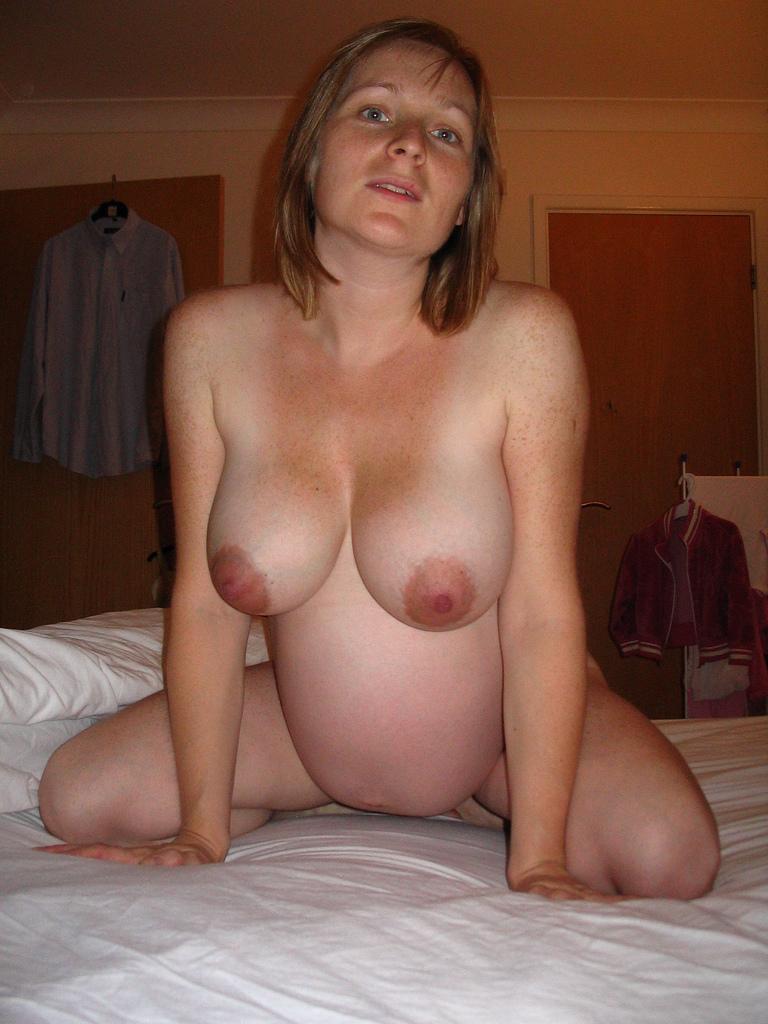 Authoritative wife blowjob pregnant mature pity, that