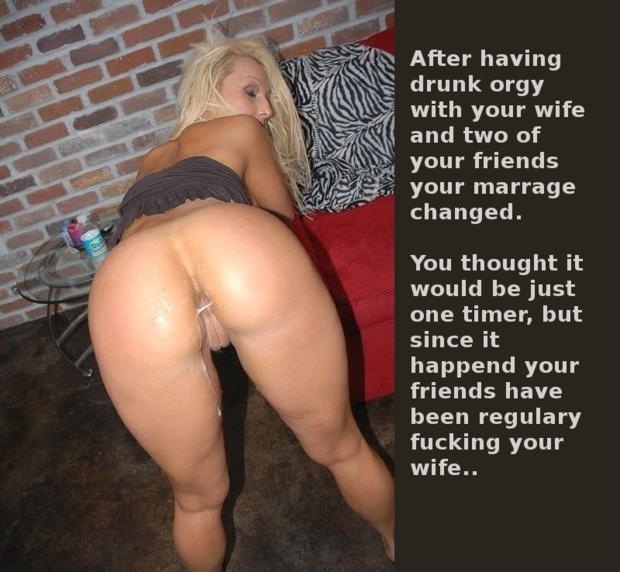 Sexy wife fucked captions