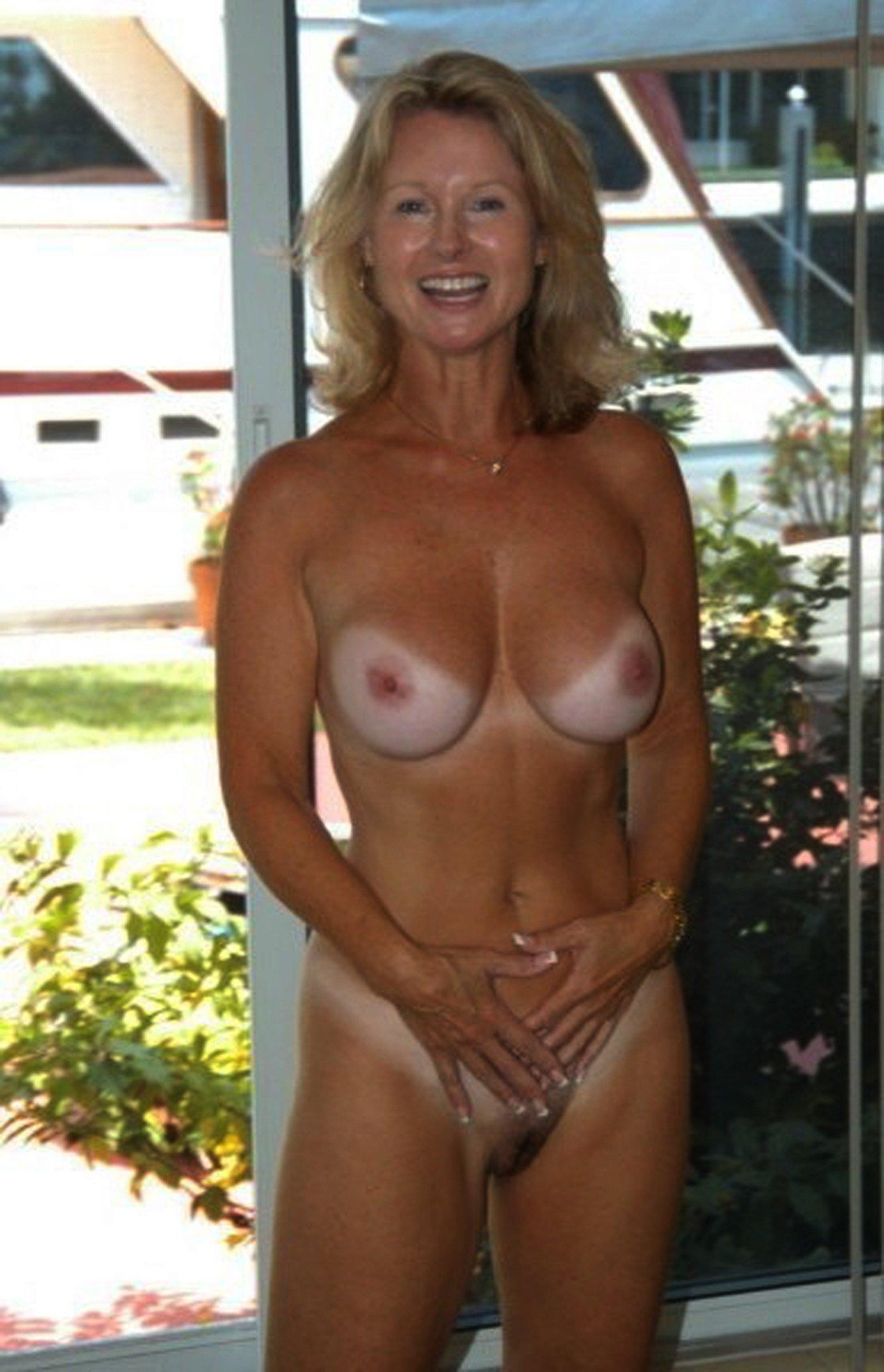 Tan mature women