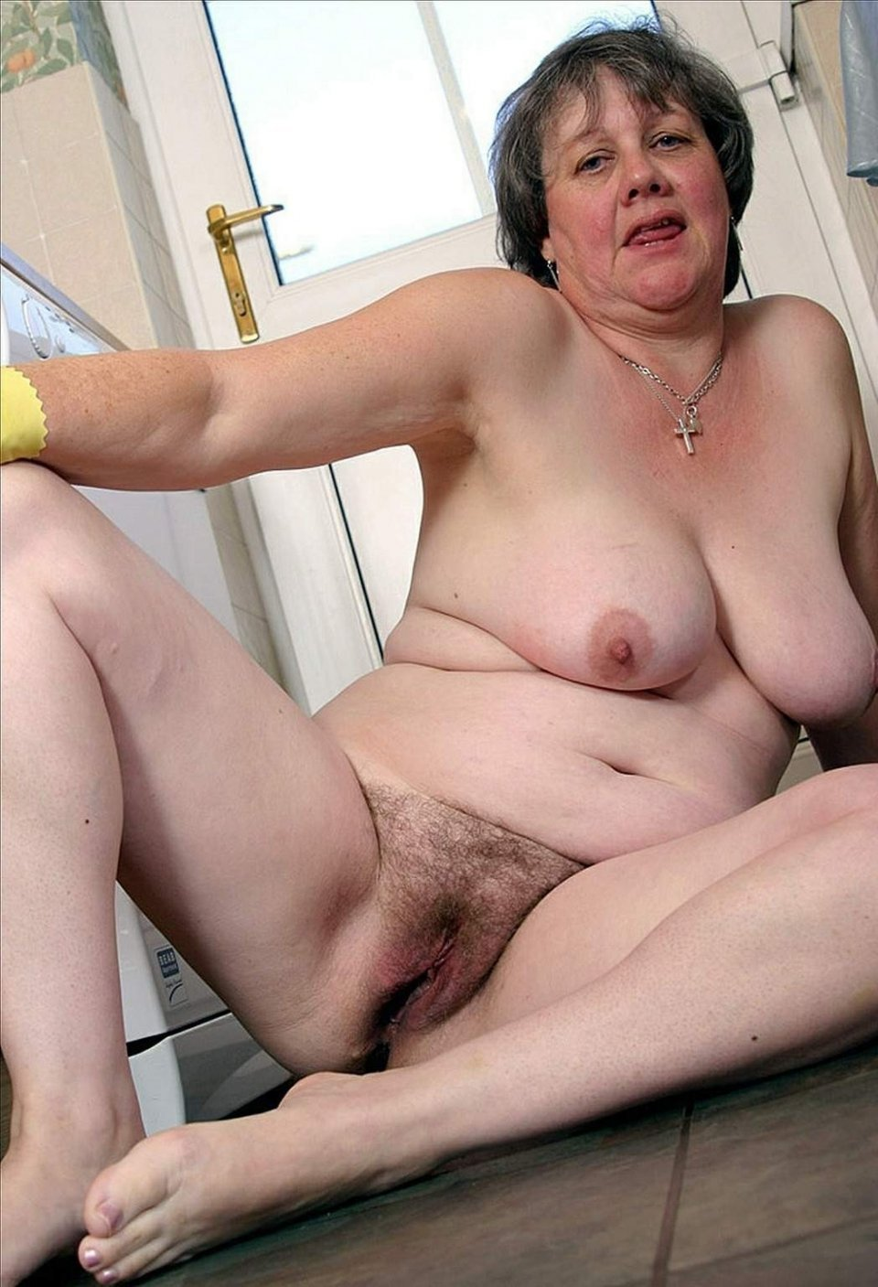 best of Granny porn hairy very